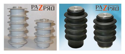 Полимерные ограничители перенапряжений OПНп-6 и ОПНп-10 УХЛ1 и УХЛ2