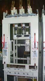 Увеличить - Камеры сборные одностороннего обслуживания КСО (ячейки КСО) КСО-298