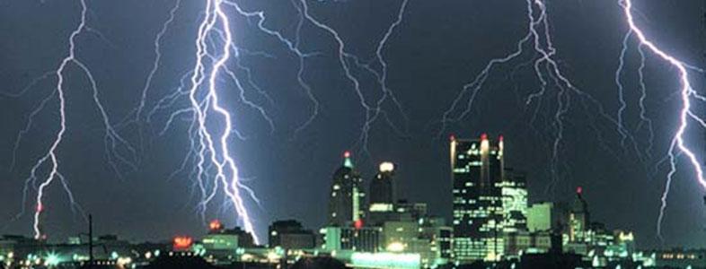 Некоторые вопросы молниезащиты зданий и сооружений