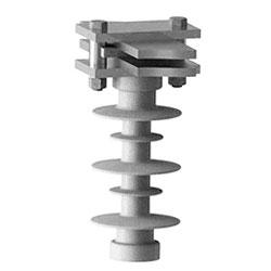 Полимерные шинные опоры ШОП-10