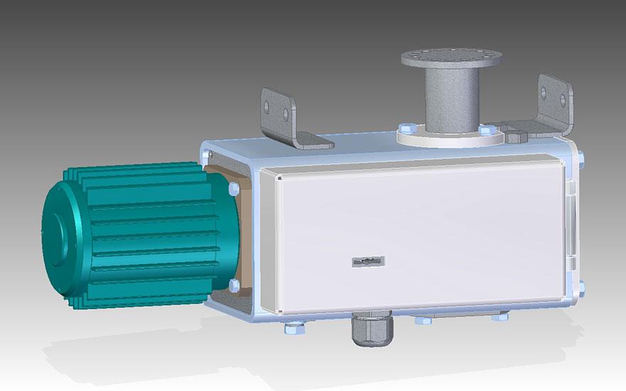 Моторный привод УМП-4